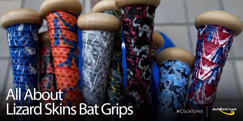 All About Lizard Skins Bat Grips