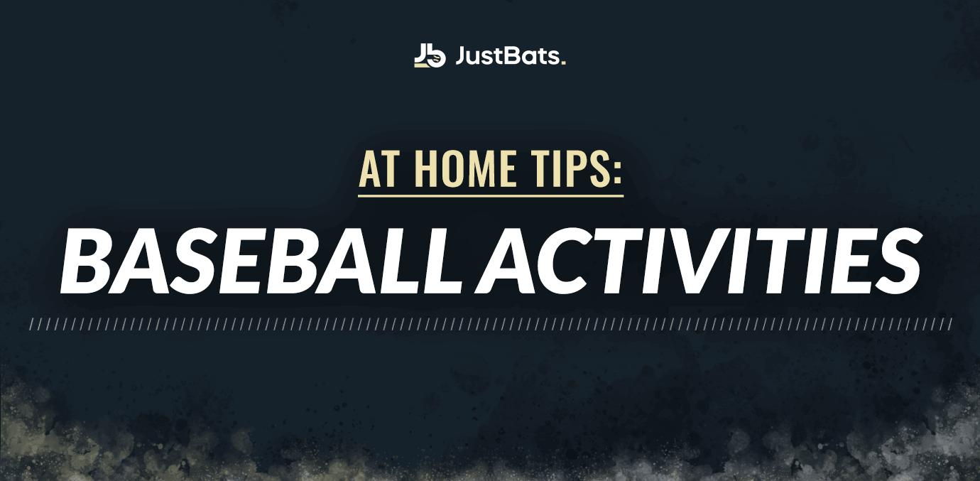 At Home Tips: Baseball Activities