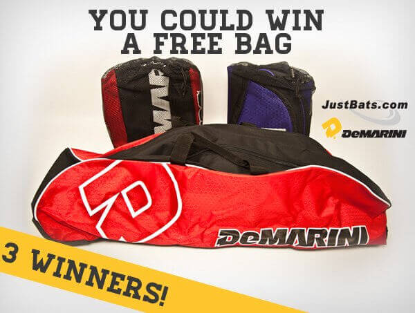 DeMarini Bag Giveaway