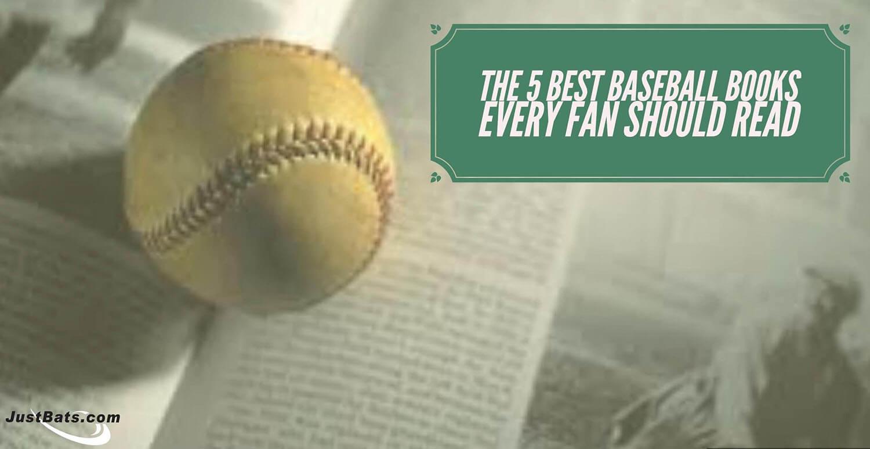 The 5 Best Baseball Books Every Fan Should Read