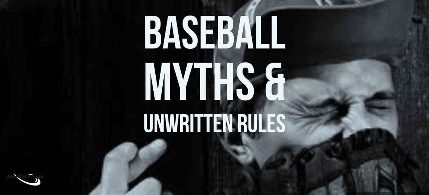 6 Baseball Myths & Unwritten Rules Not To Mess With