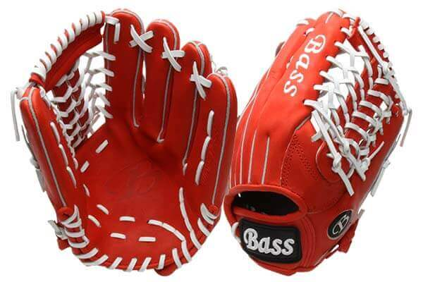 Bass Gloves Millionz (KBMZ) at JustBallGloves.com