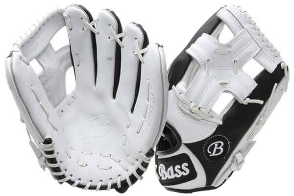 Bass Gloves The Looce Series (KBTL) at JustBallGloves.com