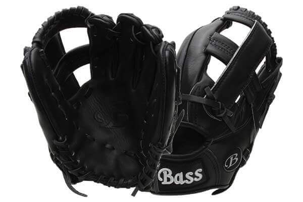 Bass Gloves The Show (KBSW) at JustBallGloves.com