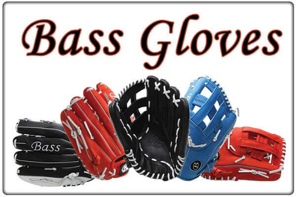 Bass New Release Slow Pitch Gloves