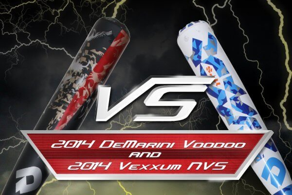 Bat Duel: 2014 DeMarini Voodoo vs. 2014 DeMarini Vexxum