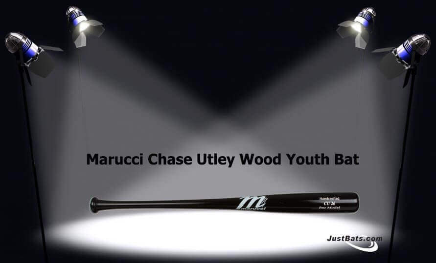 Bat Review: Marucci Chase Utley Maple Wood Youth Baseball Bat