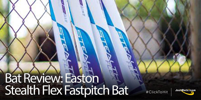Bat Review: Easton Stealth Flex Fastpitch Softball Bat