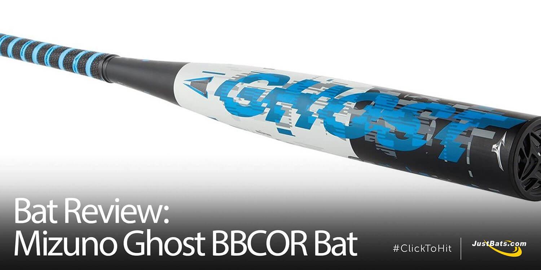 Bat Review: Mizuno Ghost BBCOR Baseball Bat