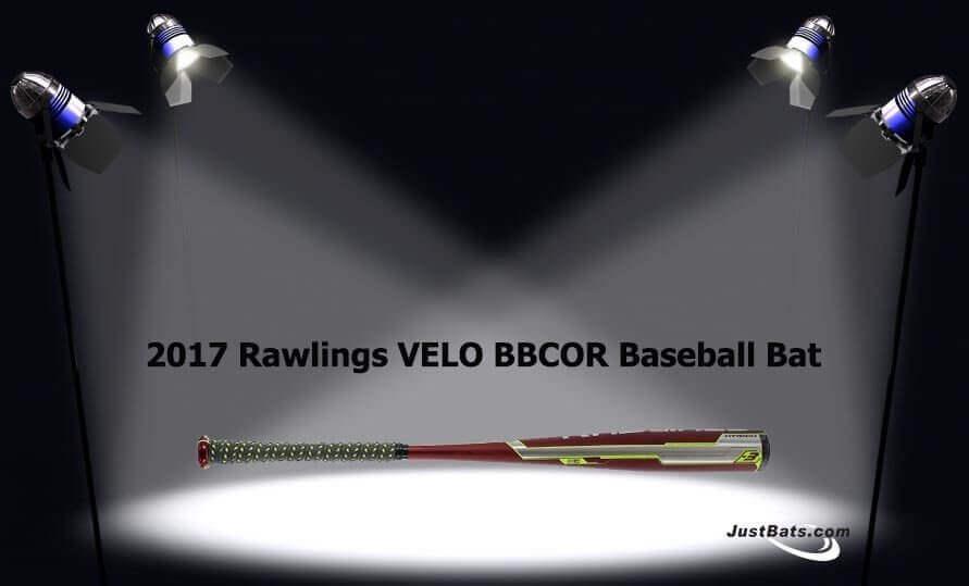 Bat Spotlight: 2017 Rawlings VELO BBCOR Baseball Bat