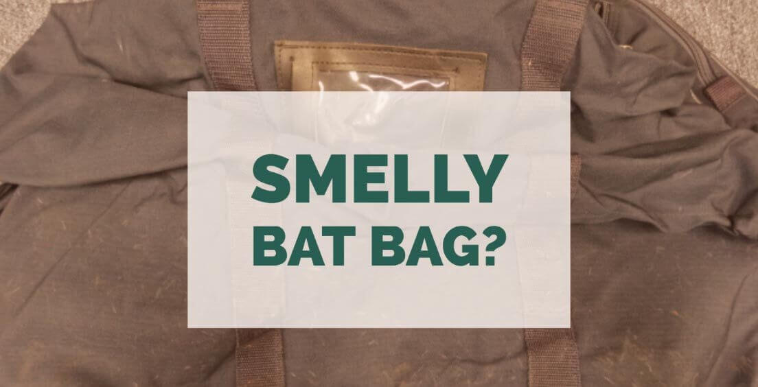 5 Tips On How To Remove The Stink From Your Bat Bag