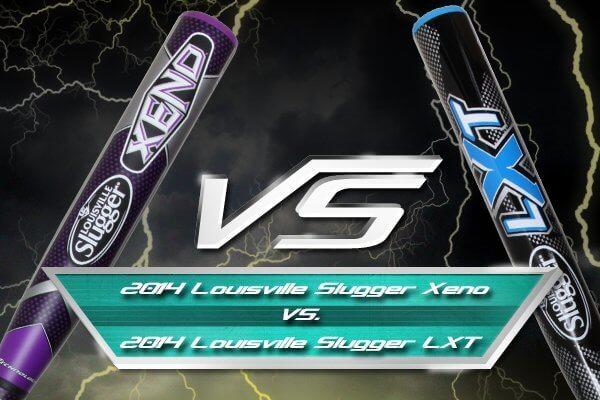 Bat Duel: 2014 Louisville Slugger XENO vs. 2014 Louisville Slugger LXT