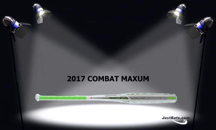 Bat Spotlight: 2017 COMBAT MAXUM