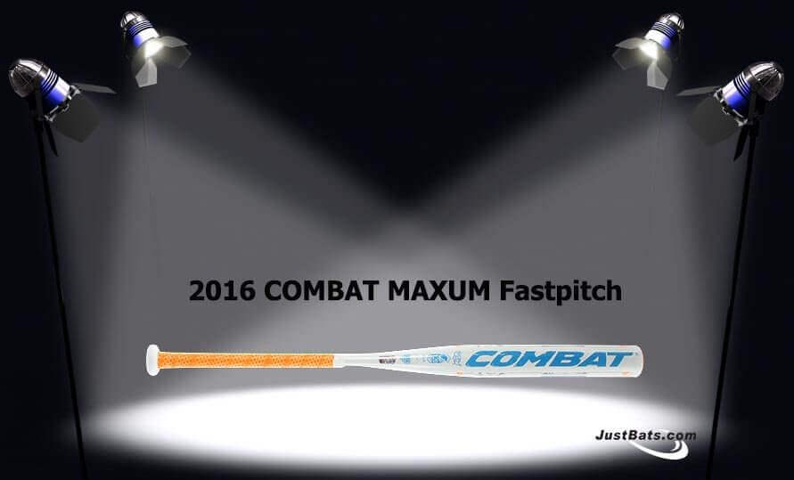 Bat Spotlight: COMBAT MAXUM Fastpitch Softball Bat