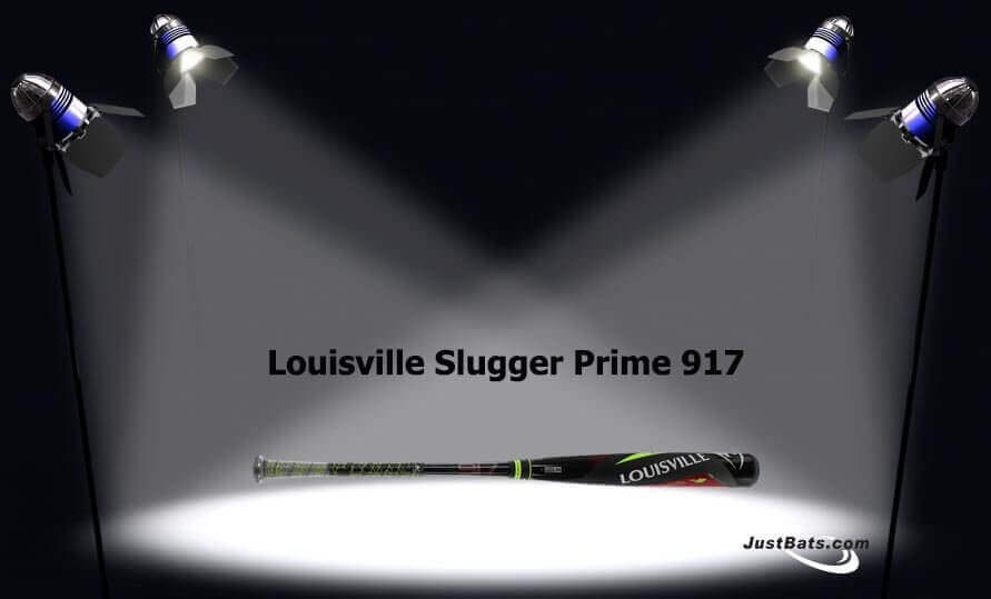Bat Spotlight: Louisville Slugger Prime 917