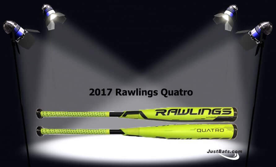 Bat Spotlight: 2017 Rawlings Quatro