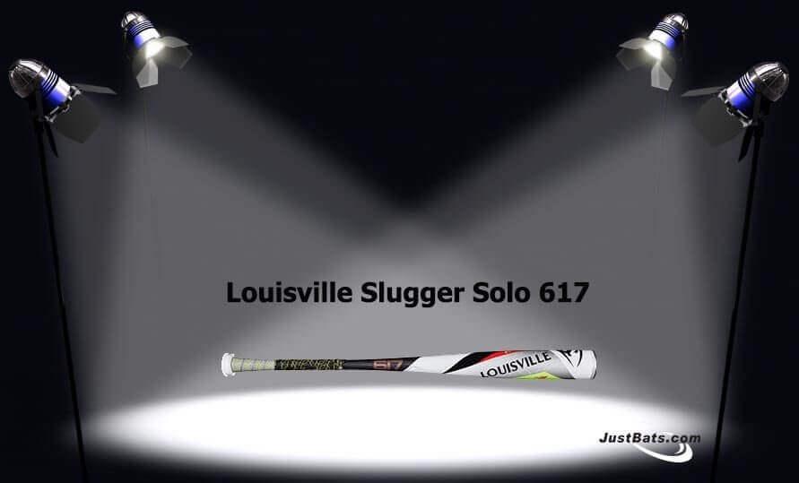 Bat Spotlight: Louisville Slugger Solo 617