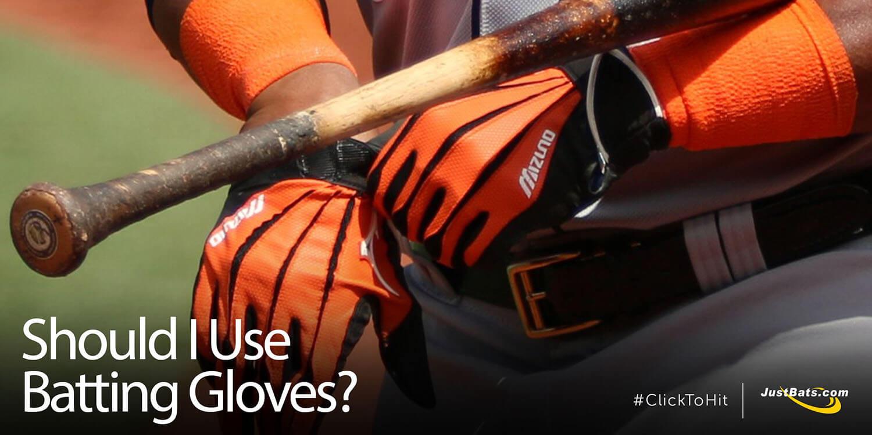 Should I Use Batting Gloves?