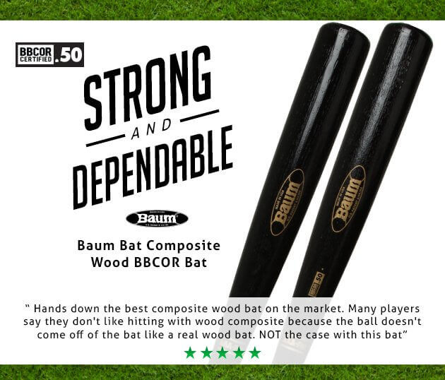 Baum Bat AAA Pro Composite Wood BBCOR Bat