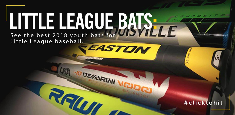 7 Best 2018 Little League Bats