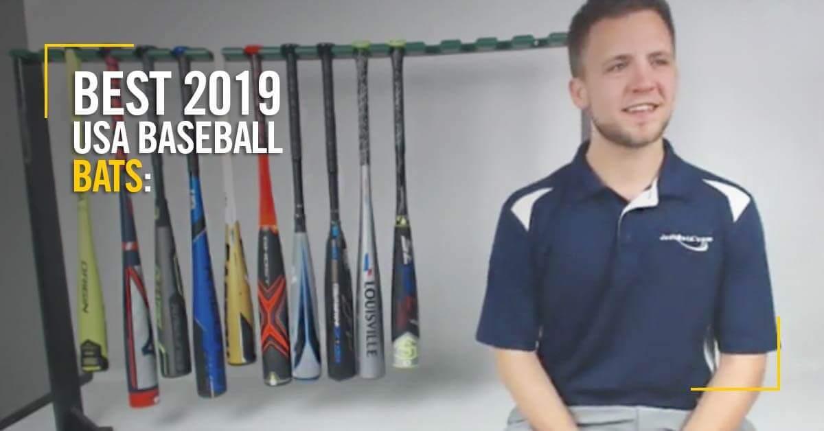 Best 2019 USA Baseball Bats