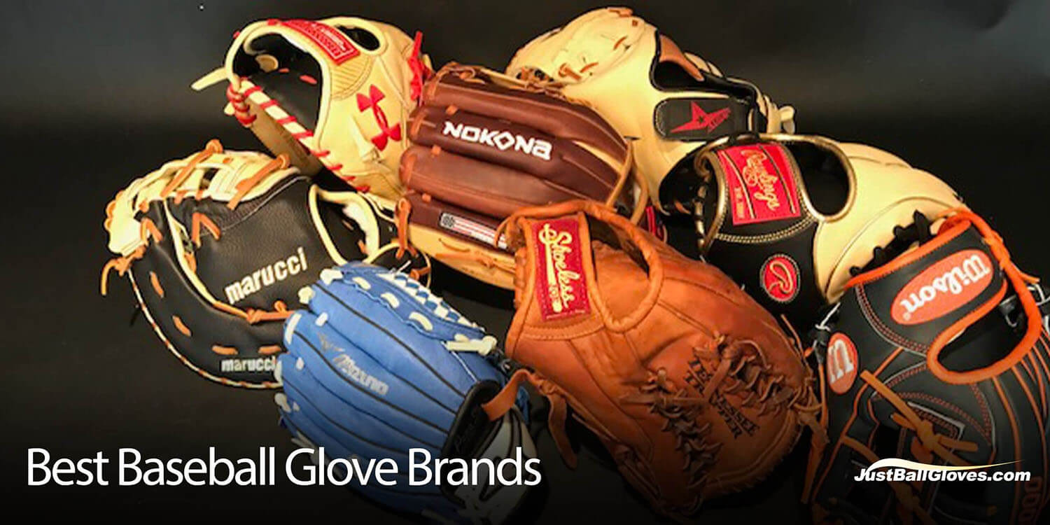 What Are The Best Baseball Glove Brands?