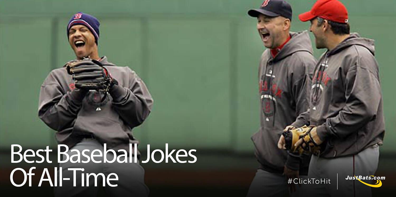 Best Baseball Jokes Of All-Time