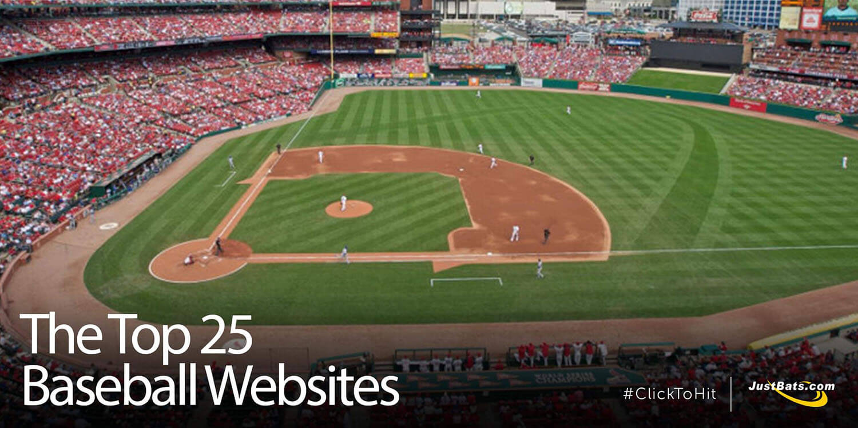 The Top 25 Baseball Websites
