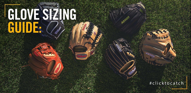 Best Baseball Glove Sizing Guide
