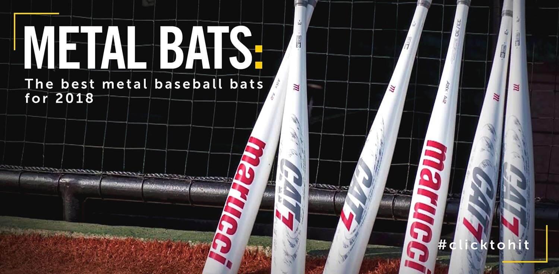 7 Best 2018 Metal Baseball Bats