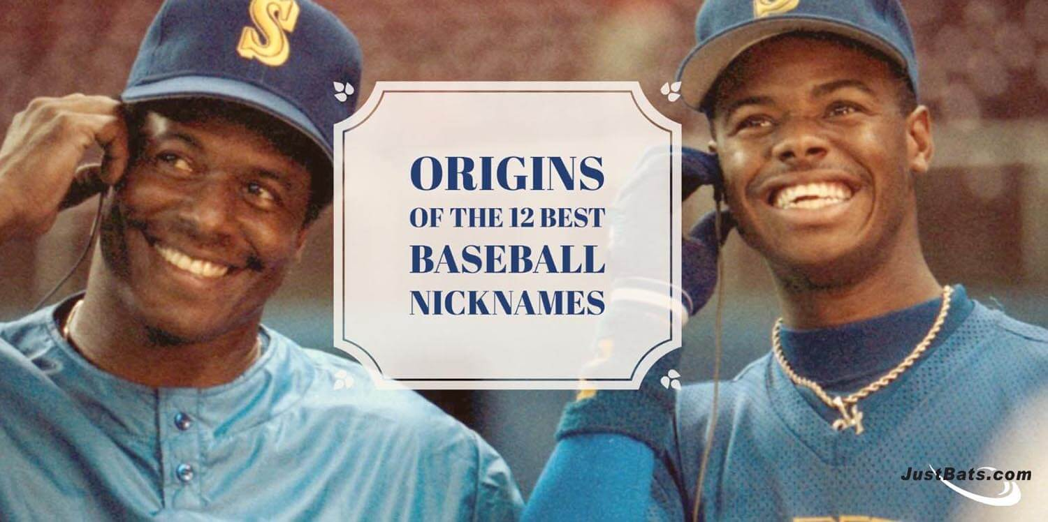 The Origins of the 12 Best Baseball Nicknames Of All Time