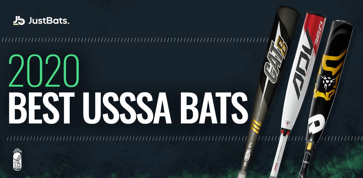 Best 2020 USSSA Baseball Bats