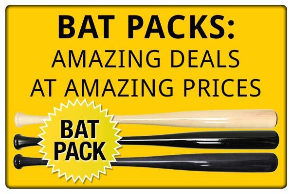 Bat Packs & Grab Bags Pass Savings on to Customer