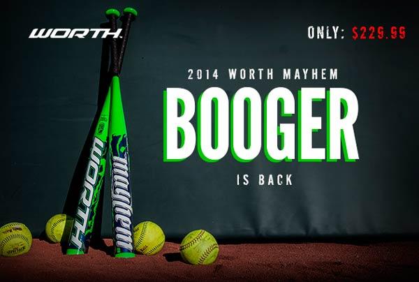 "2014 Worth Mayhem ""Booger"""