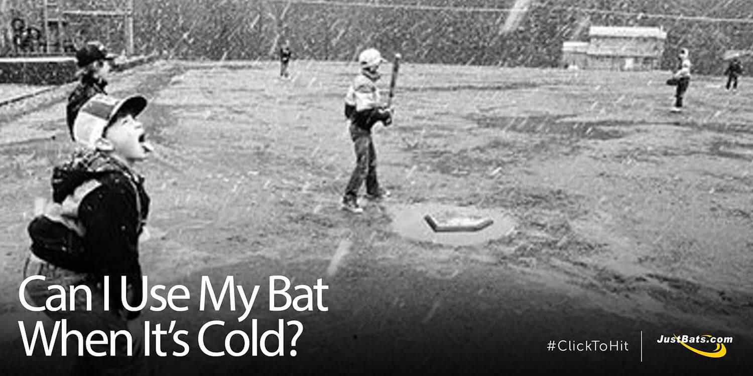 Can I Use My Bat In Cold Weather?