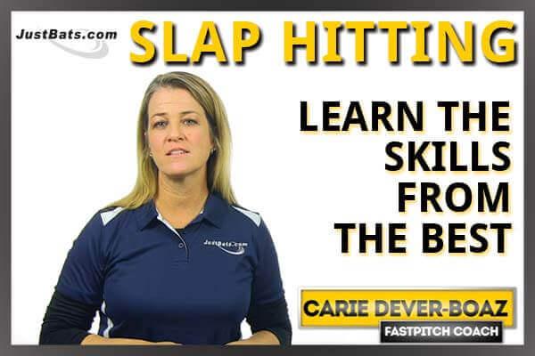 Carie Dever-Boaz Slap Hitting Video Tutorial