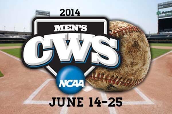 2014 College World Series at JustBats.com!