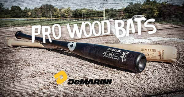 DeMarini Pro Maple Wood Bats