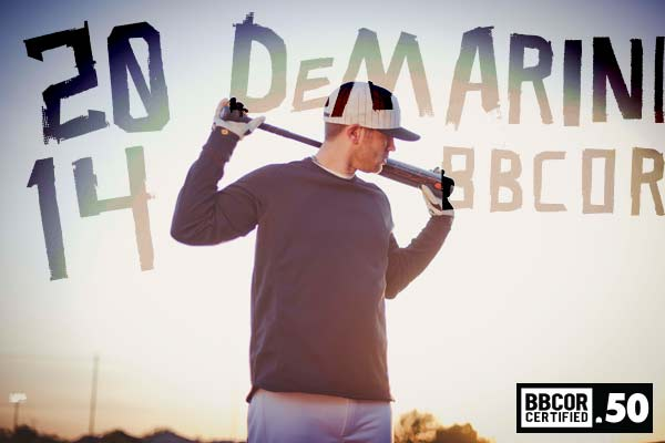 Newest DeMarini Baseball Bats