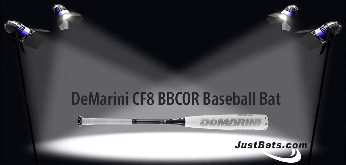 Bat Spotlight: DeMarini CF8 BBCOR Baseball Bat