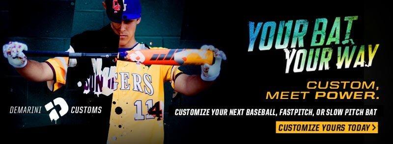 How To Build A Custom Baseball Bat or Softball Bat?