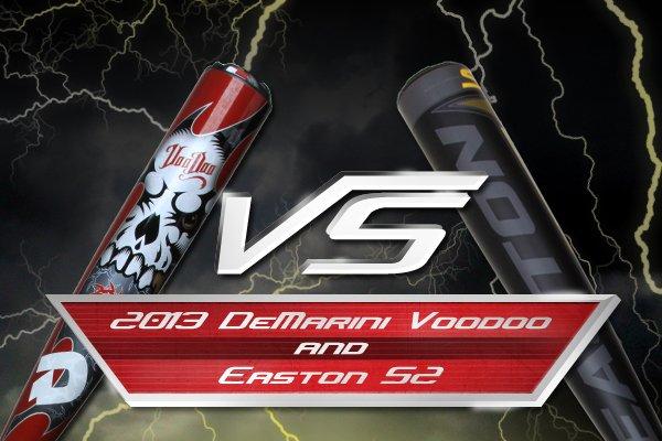 Bat Duel: DeMarini Voodoo vs. Easton S2