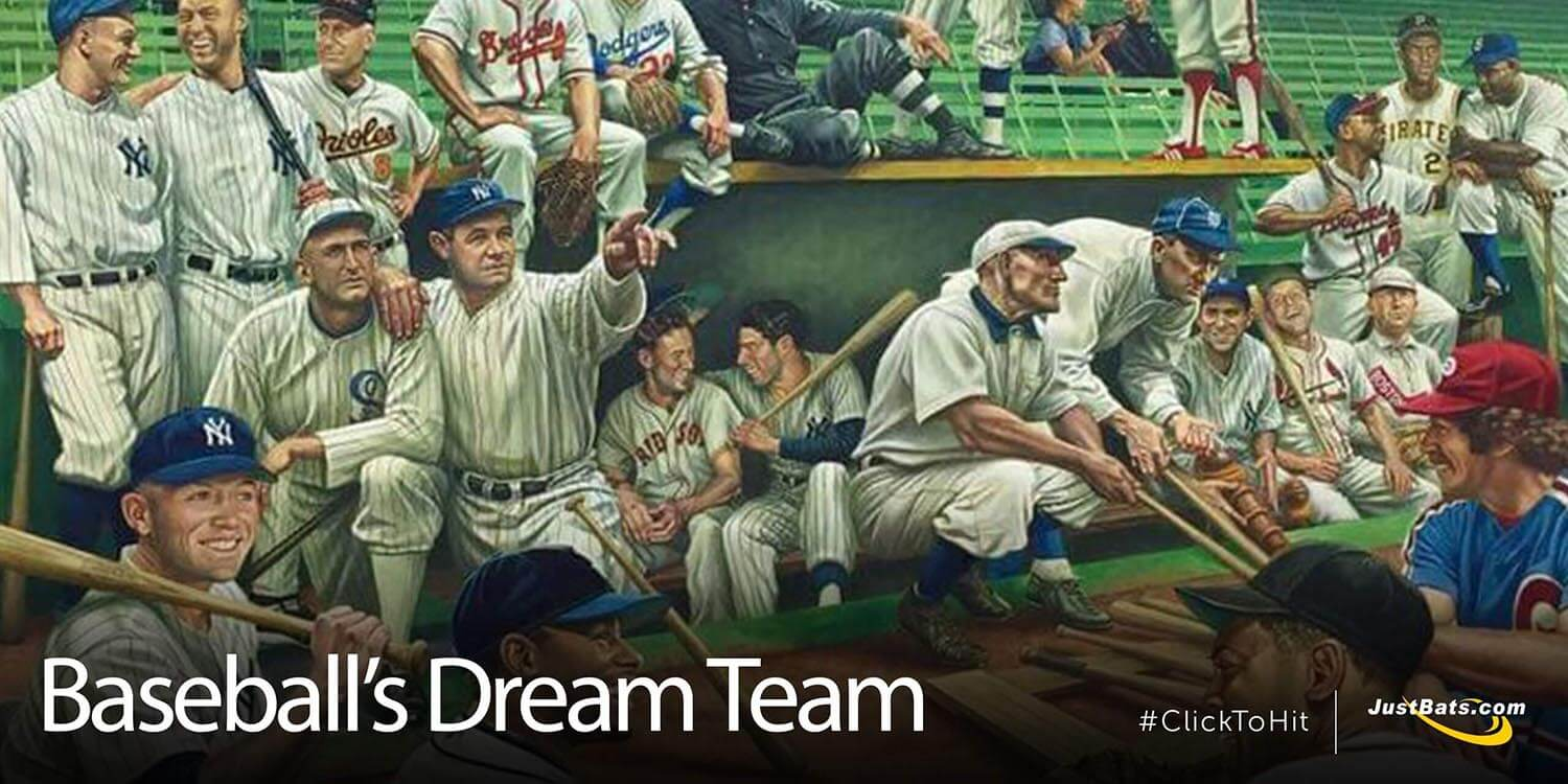 Baseball's Dream Team | Best Players At Each Position