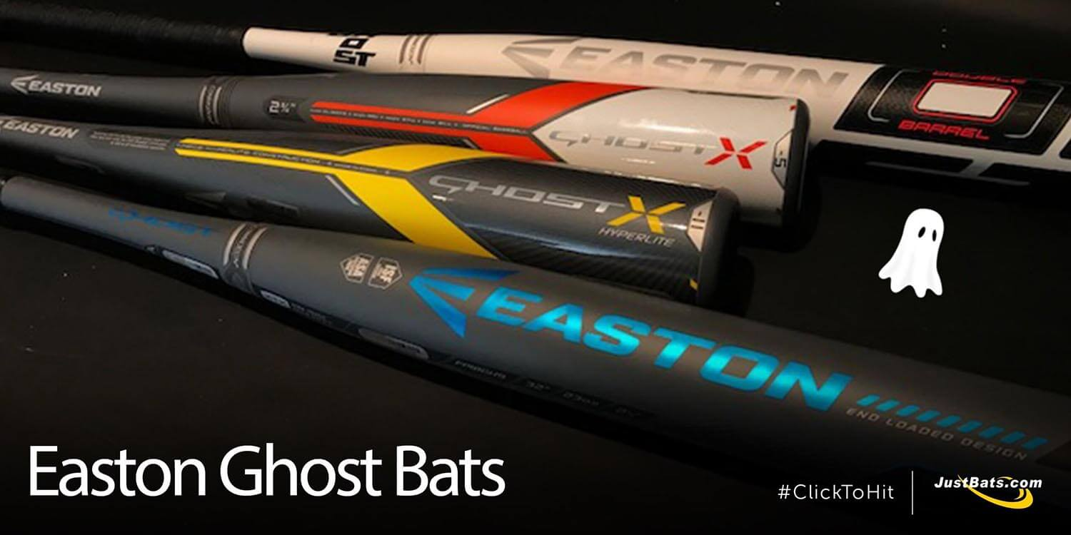 All About Easton Ghost Bats