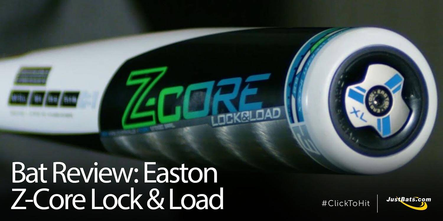 Bat Review: Easton Z-CORE Lock & Load BBCOR Baseball Bat