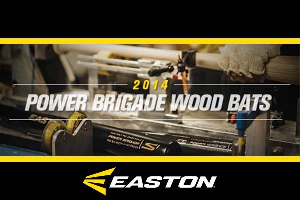 New Easton Power Brigade Wood Series