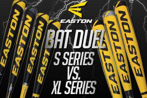 Baseball Bat Duel: Easton S Series vs. Easton XL Series