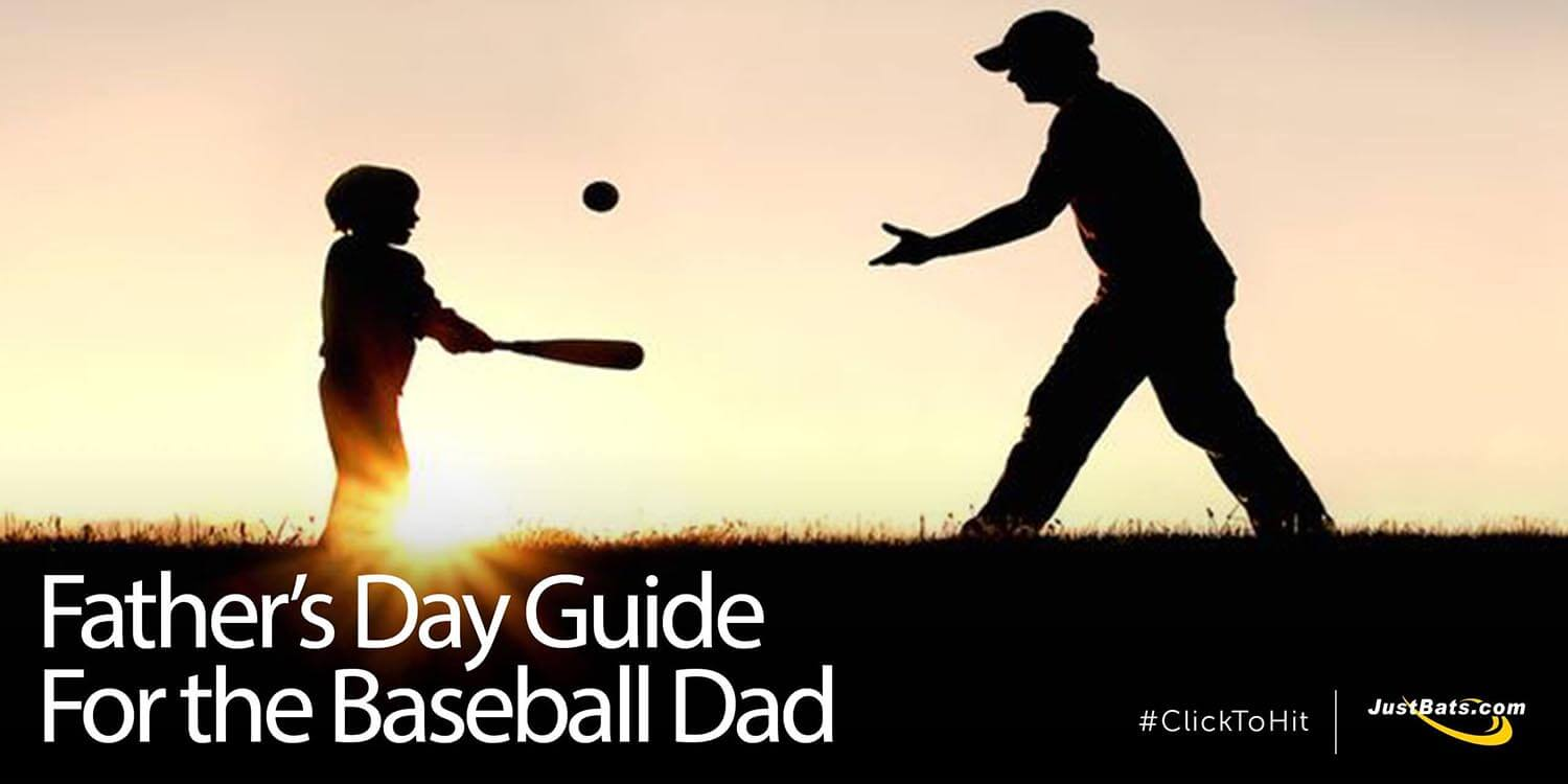 Father's Day Gift Guide For The Baseball Dad