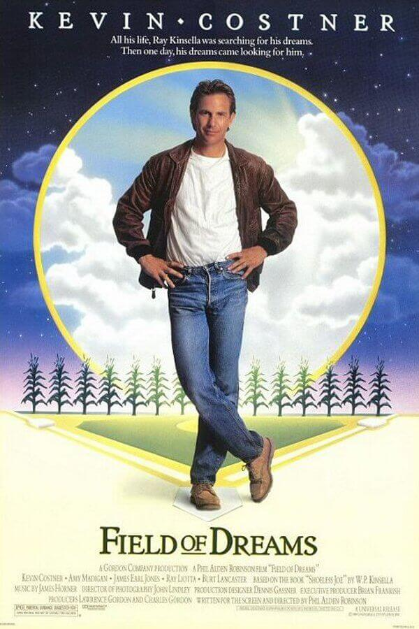 Classic Baseball Movie Of The Month: Field Of Dreams