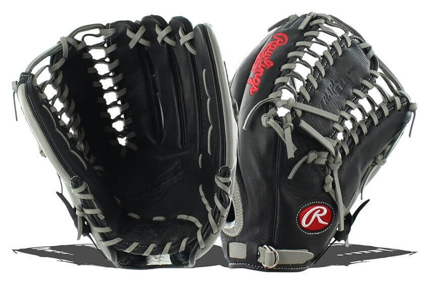 Gamer 12.75 Finger Shift Baseball Glove